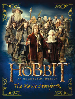 The Hobbit: An Unexpected Journey - Movie Storybook by