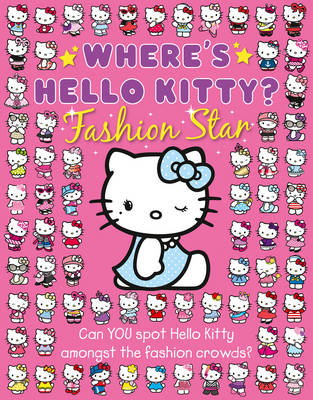 Where's Hello Kitty? Fashion Star by