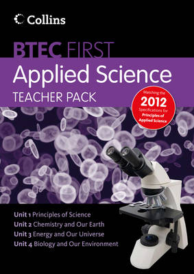 Teacher Pack 1 Principles of Applied Science by