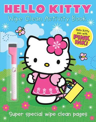 Hello Kitty - Wipe Clean Activity Book by
