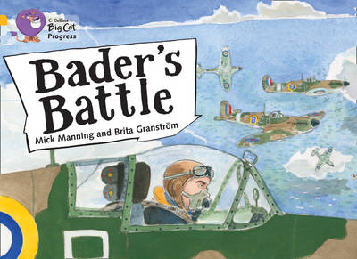 Bader's Battle Band 09 Gold/Band 17 Diamond by Brita Granstrom, Mick Manning