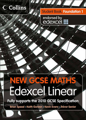 Edexcel Linear Foundation 1 Collins Online Learning 1 Year Licence by