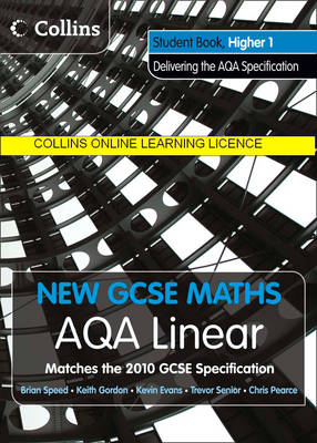 AQA Linear Higher 1 Collins Online Learning 1 Year Licence by