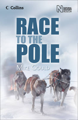 Race to the Pole by Mike Gould, Natural History Museum
