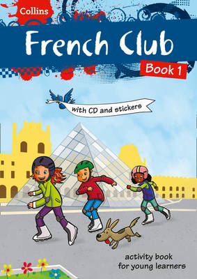 Collins Club French Club by Rosi McNab