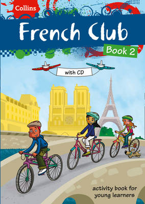 French Club Book 2 by Rosi McNab
