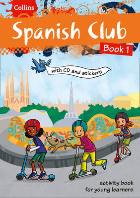 Spanish Club by Rosi McNab, Ruth Sharp
