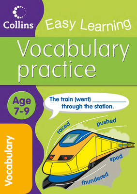 Vocabulary Age 7-9 by Sarah Lindsay, Collins Easy Learning