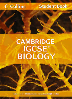 Biology Student Book Cambridge IGCSE by