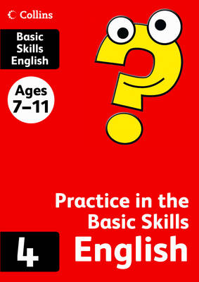 Collins Practice in the Basic Skills English Book 4 by