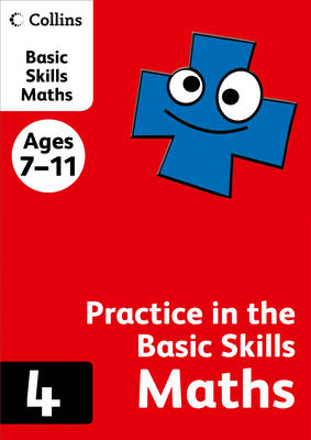 Collins Practice in the Basic Skills Maths Book 4 by