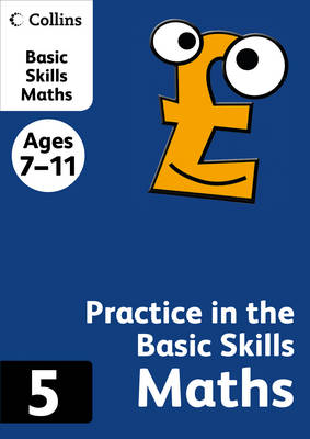 Collins Practice in the Basic Skills Maths Book 5 by