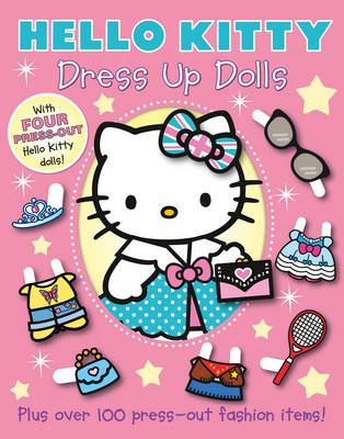 Hello Kitty - Dress Up Dolls by