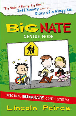 Big Nate Compilation 3 Genius Mode by Lincoln Peirce
