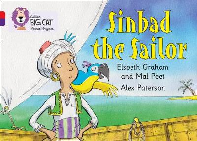 Sinbad the Sailor Band 02A Red A/Band 08 Purple by Mal Peet, Elspeth Graham