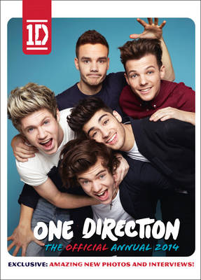 One Direction: The Official Annual by
