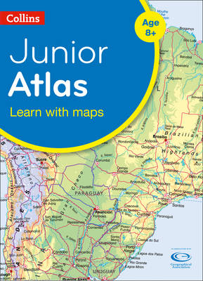 Collins Primary Atlases Collins Junior Atlas by Collins Maps