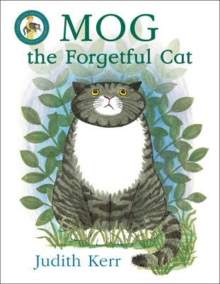 Mog The Forgetful Cat: Book And Toy Gift Set by Judith Kerr