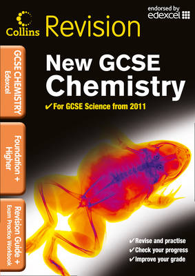 Edexcel GCSE Chemistry Revision Guide and Exam Practice Workbook by Alison Dennis