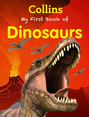 My First Book of Dinosaurs by Collins
