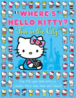 Where's Hello Kitty: Fun in the City by