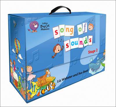 Song of Sounds Class Pack: Stage Two by Sue Reed, Liz Webster