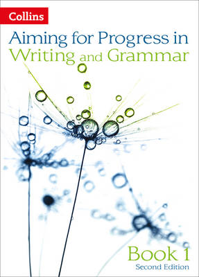 Progress in Writing and Grammar: Book 1 by Keith West