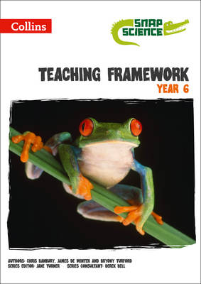 Teaching Framework Year 6 by James De Winter, Chris Banbury, Bryony Turford