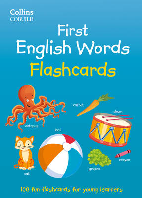 First English Words Flashcards by