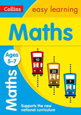 Collins Easy Learning KS1 Maths Ages 5-7 by Collins Easy Learning