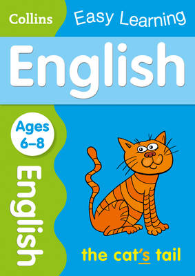 English Ages 6-8 by Collins Easy Learning