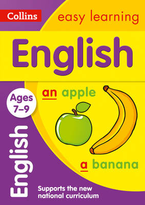 Collins Easy Learning KS2 English Ages 7-9 by Collins Easy Learning