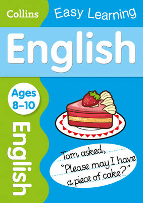 Collins Easy Learning KS2 English Ages 8-10 by Collins Easy Learning