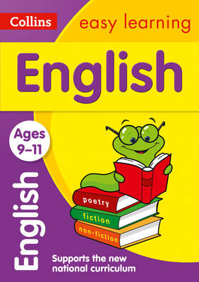 English Ages 9-11 English Ages 9-11 by Collins Easy Learning