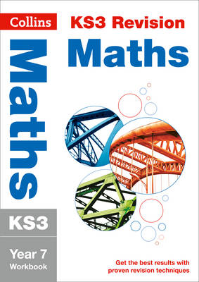 KS3 Maths Year 7 Workbook by Collins KS3