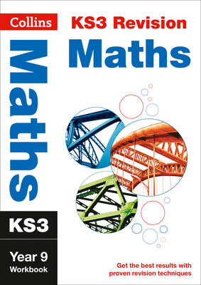 Collins KS3 Revision and Practice - New Curriculum KS3 Maths Year 9 Workbook by Collins KS3