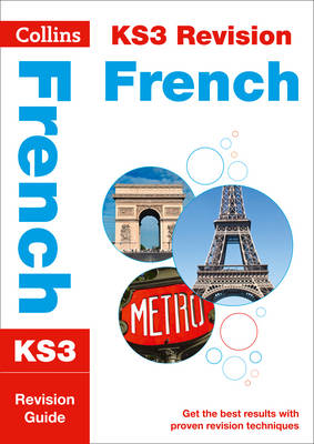 Collins KS3 Revision and Practice - New Curriculum KS3 French Revision Guide by Collins KS3