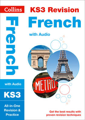 KS3 French All-in-One Revision and Practice by Collins KS3