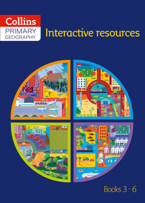 Collins Primary Geography Resources CD 2 by