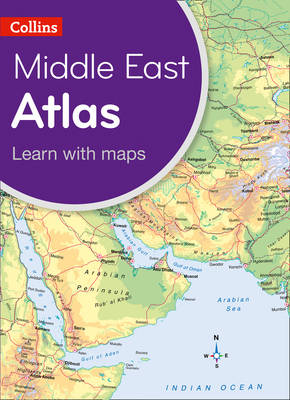 Collins Primary Geography Atlas for the Middle East by Collins Maps