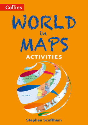Collins Primary Atlases World in Maps Activities by Collins Maps