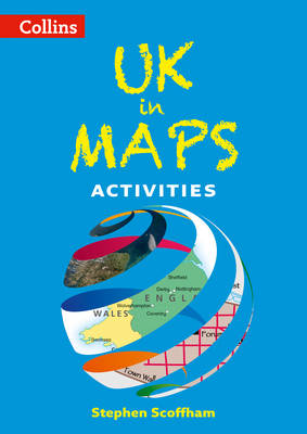 Collins Primary Atlases UK in Maps Activities by Collins Maps