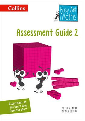 Busy Ant Maths Assessment Guide 2 by Peter Clarke, Jeanette A. Mumford, Sandra Roberts, Jo Power