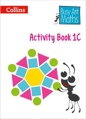 Year 1 Activity Book 1C by Nicola Morgan, Rachel Axten-Higgs, Jo Power