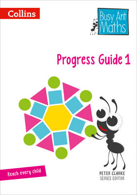 Busy Ant Maths Progress Guide 1 by Nicola Morgan, Rachel Axten-Higgs, Jo Power, Jeanette A. Mumford