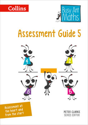Assessment Guide 5 by Peter Clarke, Jeanette A. Mumford, Sandra Roberts, Jo Power