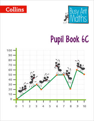 Busy Ant Maths Pupil by Jeanette A. Mumford, Sandra Roberts, Linda Glithro, Jo Power