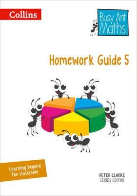 Homework Guide 5 by Jeanette A. Mumford, Sandra Roberts, Jo Power, Elizabeth Jurgensen