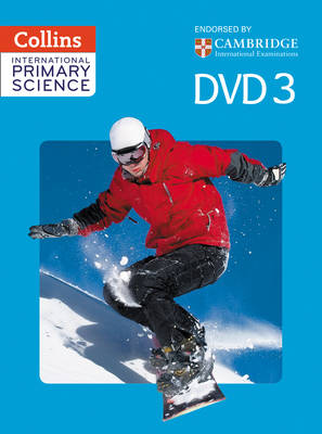 International Primary Science DVD 3 by Fiona Macgregor, Karen Morrison, Tracey Baxter, Sunetra Berry