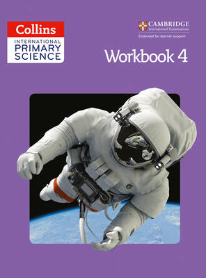 International Primary Science Workbook 4 by Karen Morrison